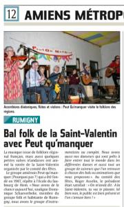 Rumigny St Valentin